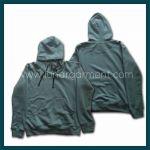 Hasil Produksi Dan Desain Jaket Hoodie Ready Stock Bahan Fleece Cotton.