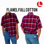 Flanel Full Cotton