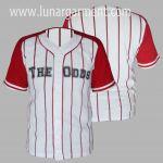 Hasil Produksi Dan Desain Kaos Baseball Combad The Odds