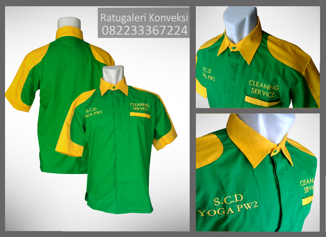 Kemeja Cleaning service
