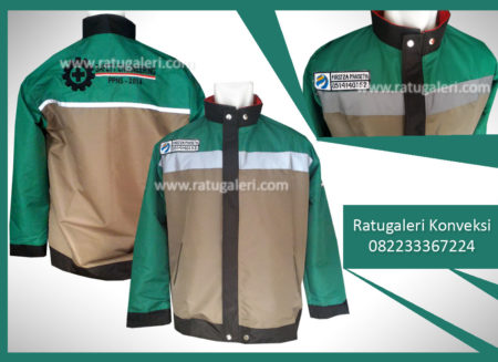 jaket micro safety