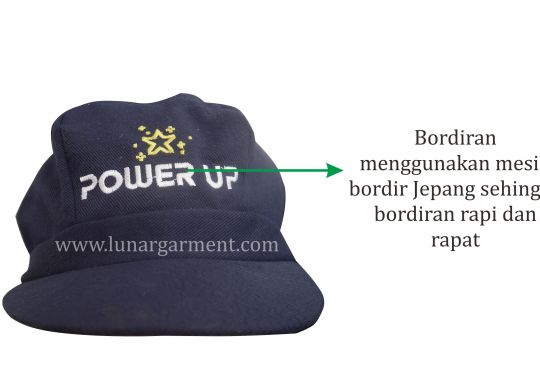 topi power up 1